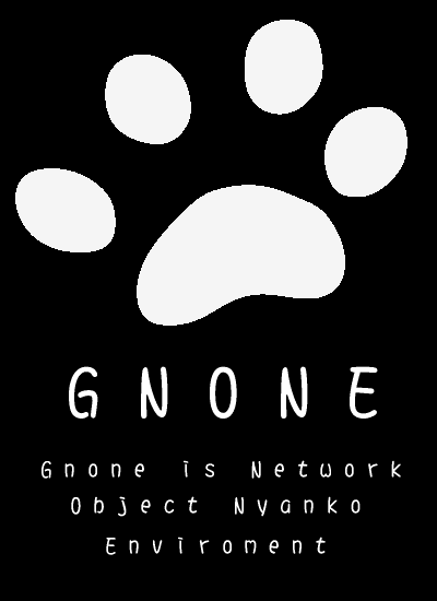 Project GNONE Logo.